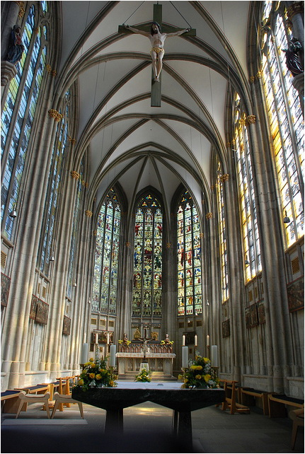 Architecture of Cologne Cathedral - Cologne Cathedral