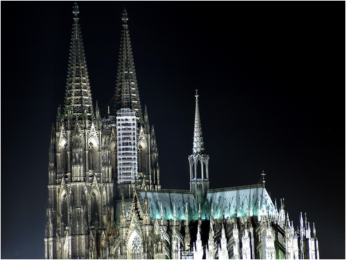 Cologne Cathedral - Tower